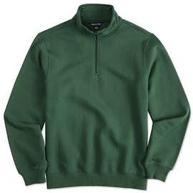 Sport-Tek Premium Quarter Zip Sweatshirt