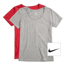 Nike Ladies 100% Cotton T-shirt