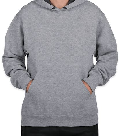 Fruit of the Loom Sofspun Pullover Hoodie - Athletic Heather