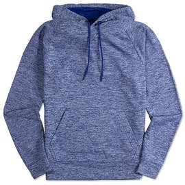 Sport-Tek Electric Heather Performance Pullover Hoodie