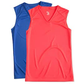 Badger B-Dry Ladies Sleeveless Performance Shirt