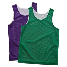 Sport-Tek Youth Mesh Reversible Tank