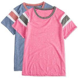 Augusta Ladies Fanatic T-shirt