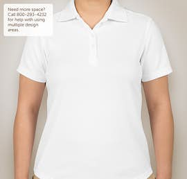 Callaway Ladies Performance Polo - Color: Bright White