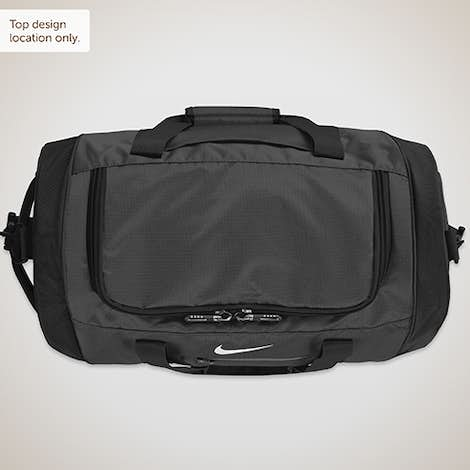 Nike Golf Medium Duffel Bag - Anthracite / Black