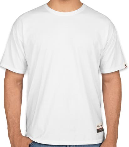 Champion Authentic Soft Wash T-Shirt - White
