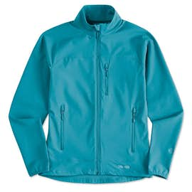 Marmot Ladies Lightweight Tempo Soft Shell Jacket