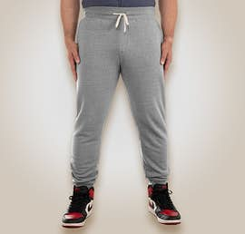 Alternative Apparel Jogger Sweatpants - Color: Eco Grey