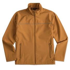 Harriton Reflective Soft Shell Jacket