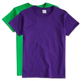 Gildan Ultra Cotton Ladies T-shirt