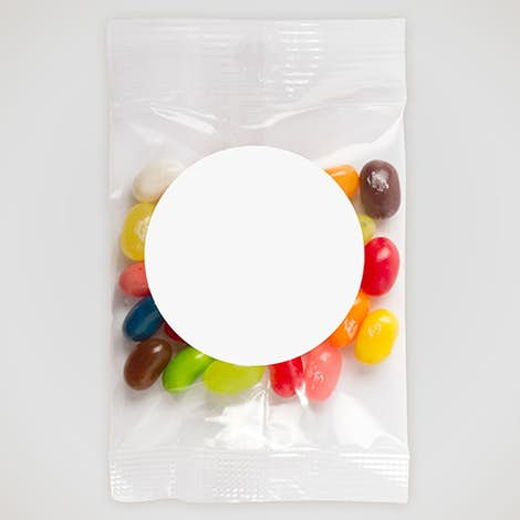 Jelly Belly Promo Pack Candy Bag - Jelly Belly