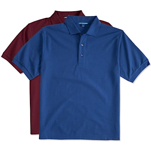 Custom Polos - Design Your Own at CustomInk.com