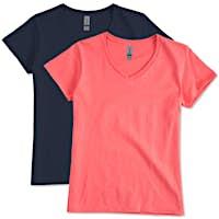 Ladies Short Sleeve T-shirts