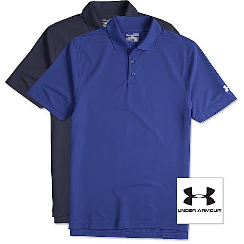 Custom embroidery design embroidered shirts and apparel for Customized under armour shirts